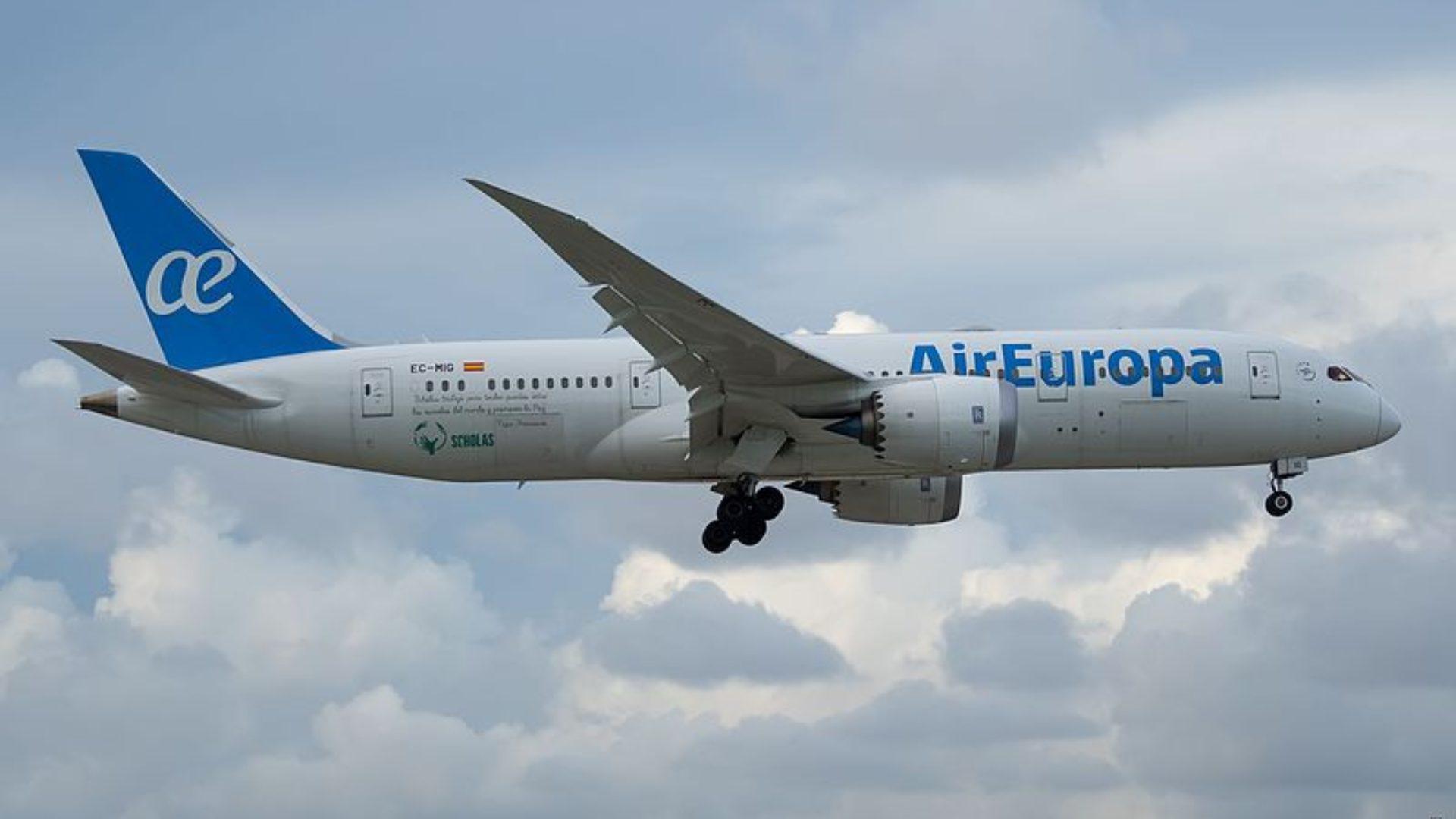 Air Europa Boeing 787